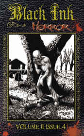 Black Ink Horror #4 Cover