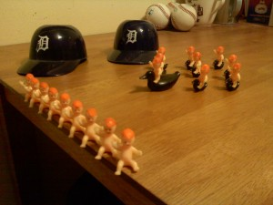 Pitchers and Catchers report for Spring Training on February 18, 2010. Go Tigers!