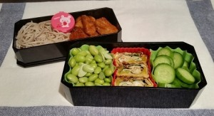 #40DaysOfBento Day #7 The unfettered shot of glory