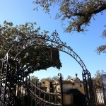 "Lafayette Cemetery No. 1. It""s about a mile from The Fairchild House, and an easy walk."