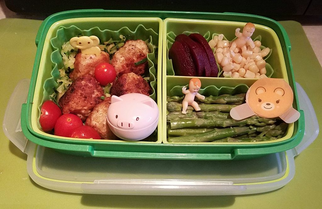 Day 2 Bento Lunch